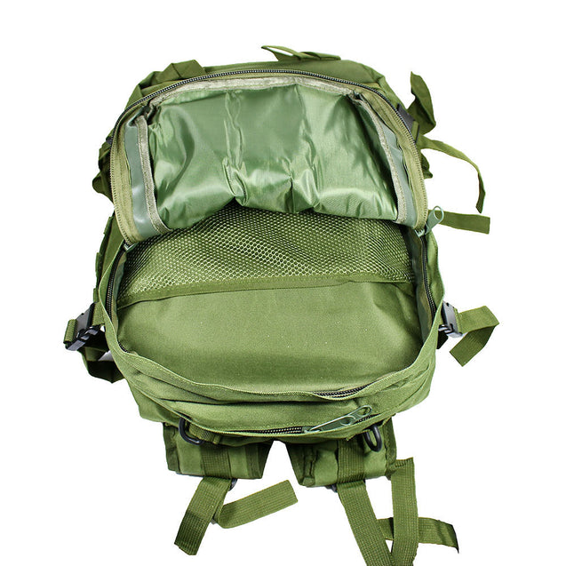 Outdoor Backpack Camping Military Tactical Travel Hiking Sports Bags Rucksacks