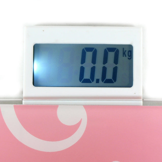 Digital Bathroom Scale 180 KG / 396 LBS Compact portable Personal Weight Scale - Anyvolume.com