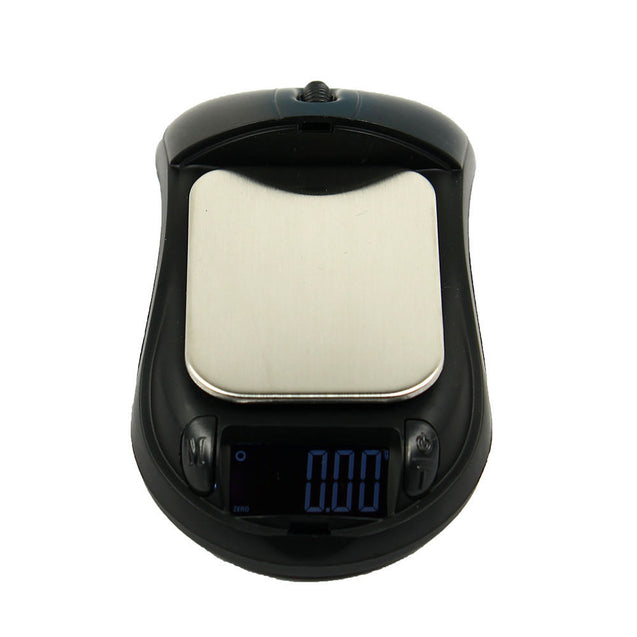 200g by 0.01g Portable Digital Scale - Mouse - jewelry scale .01 gram Precision - Anyvolume.com
