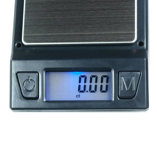 100g x 0.01g High Precision Digital Pocket Scale Portable Precision Scale EB-01 - Anyvolume.com