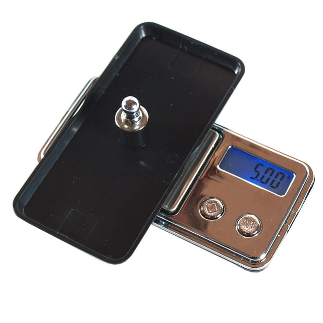 100g x 0.01g Ultra Compact High Precision Portable Digital Scale MINI-11 - Anyvolume.com