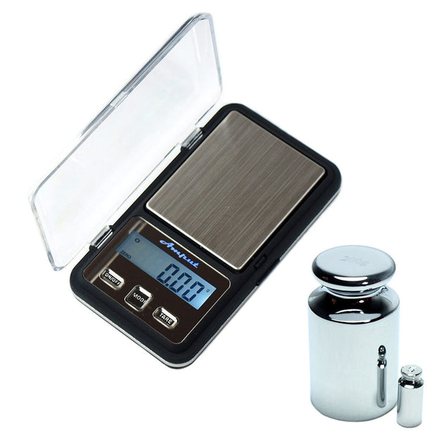 200g x 0.01g Digital Scale APTP-453 Mini Precision Scale - Calibration Weights - Anyvolume.com