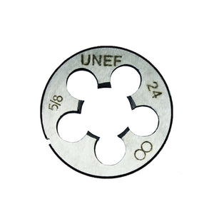 "5/8""-24 Tap and Die Set UNF HSS Threating Gunsmithing 5/8"" x 24"