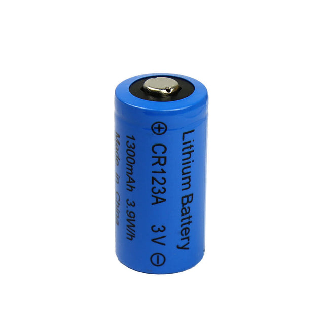 100 PCS CR123A CR123 CR 123A 123 Lithium Photo battery Expiration 2020 - Anyvolume.com