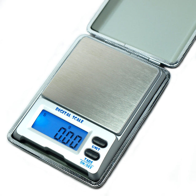 DS-18 Digital Scale 100g x 0.01g Pocket Size cigar box style .01 Gram Precision - Anyvolume.com