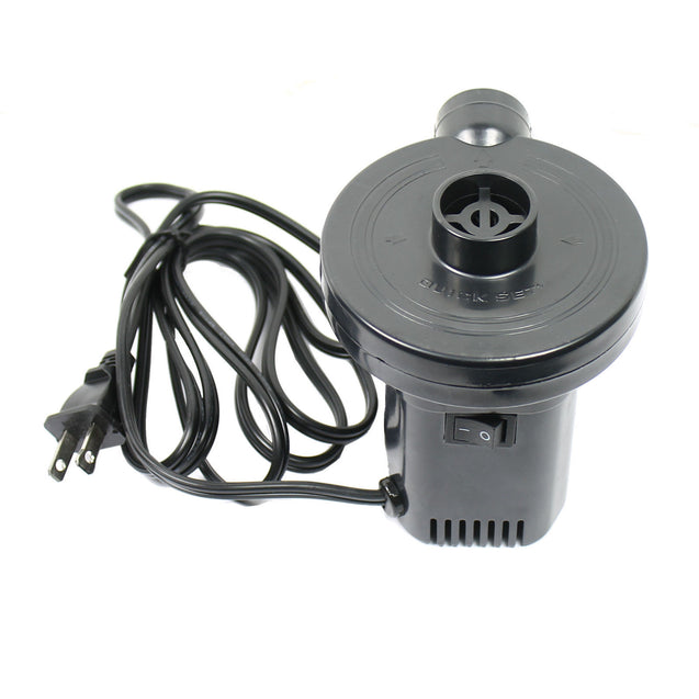 Electric Inflator Deflator Pump Toy Boat Air Bed Mattress Pool 150w 3800Pa - Anyvolume.com