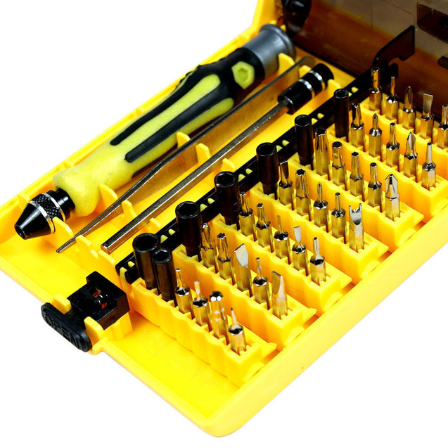 45 in 1 Torx Hex Precision Screwdriver Set  For Watch Cell Phone Laptop Repair - Anyvolume.com