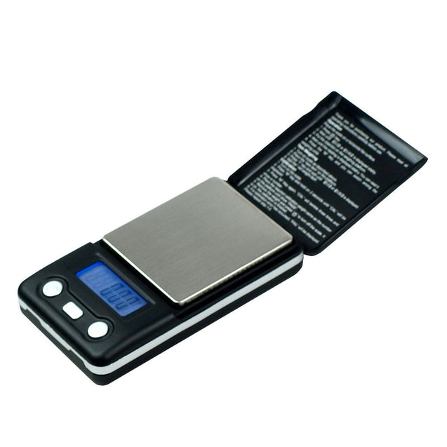 100g x 0.01g  Digital Pocket Scale for Jewelry Reload Horizon HB-01 0.01 gram - Anyvolume.com