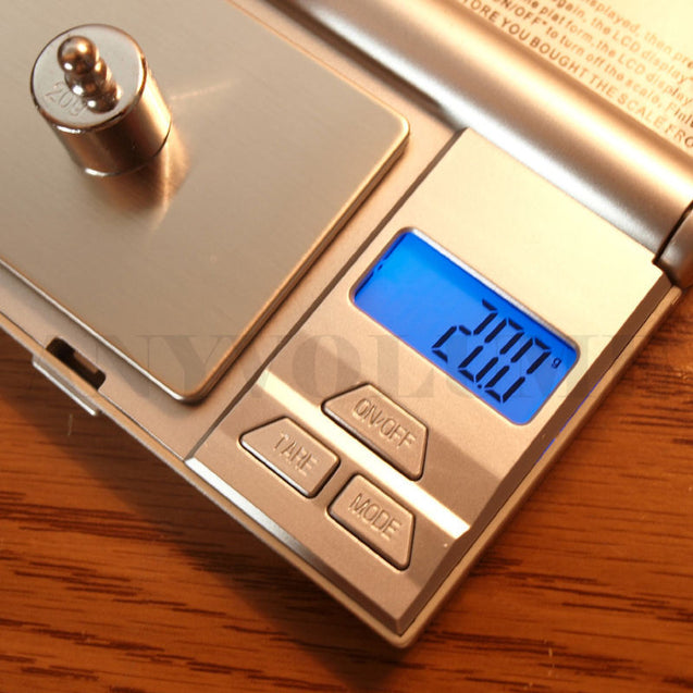 SF-500 Digital Scale 500 x 0.1g Gram Gold Jewelry Coin Reload Counting - Anyvolume.com