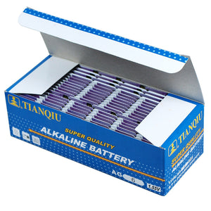 200 PCS LR69 AG6 371 LR921 1.5V Alkaline Battery for Watch Lighter US Free ship - Anyvolume.com