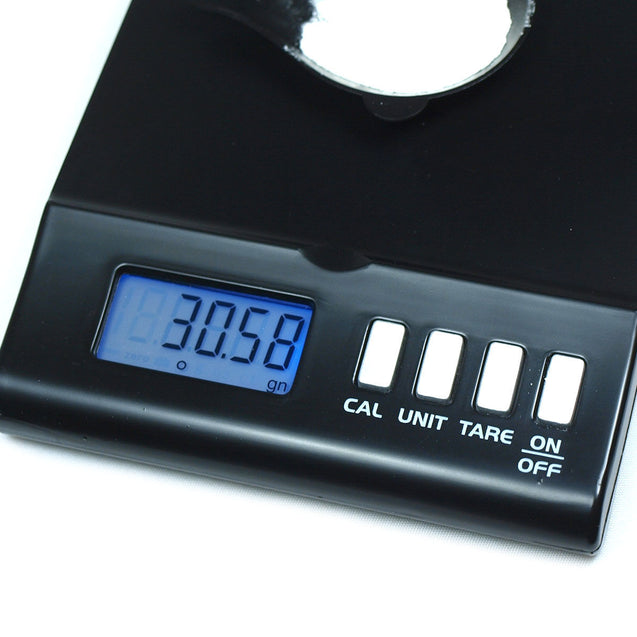 Clearance 30g x 0.001g Digital Scale .01ct High Precision Portable Jewelry Scale - Anyvolume.com