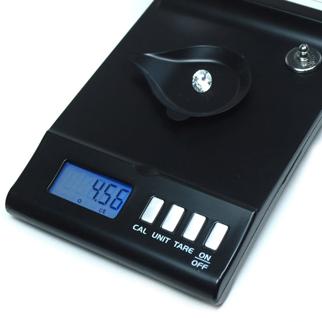 30g x 0.001g Digital Scale 150 x 0.01ct Precision Jewelry-Reload Scale with Tray - Anyvolume.com