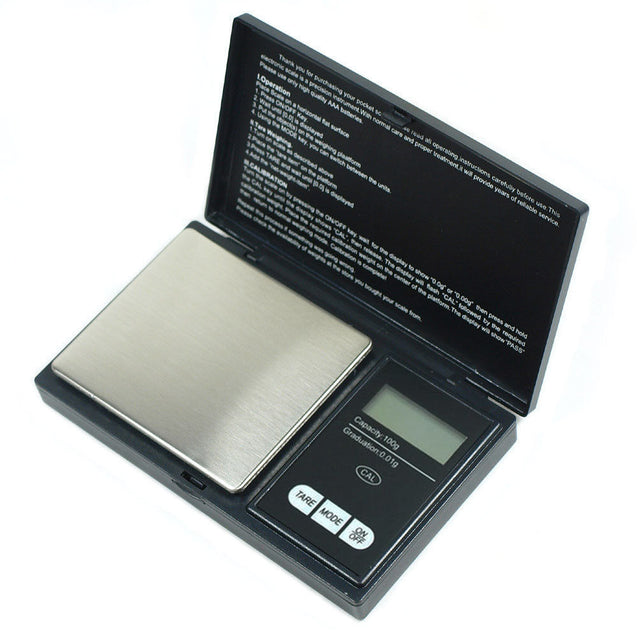 CS-100 Digital Portable Jewerly Scale Horizon 100g x 0.01g Precision Scale - Anyvolume.com