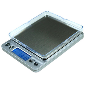 500g x 0.01g Digital Precision Scale ACCT-500 Counting Scale with Trays - Anyvolume.com