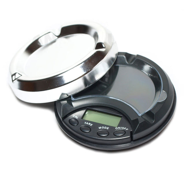 ATS-100 100g x 0.01g Digital Pocket Precision Scale with Calibration Weights - Anyvolume.com