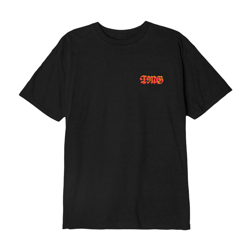 Cleaver Black Tee