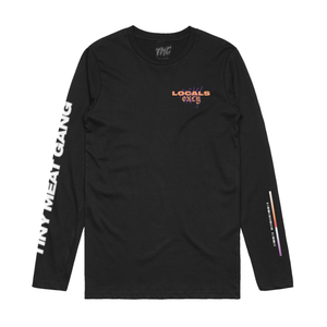 Locals Only Black Long Sleeve