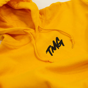Tiny Meat Gang Yellow Tour Hoodie