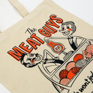 We Won't Jerk You Around Tote Bag