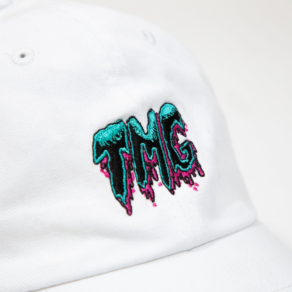 TMG Tour White Dad Hat