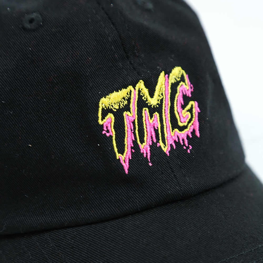 TMG Black Dad Hat
