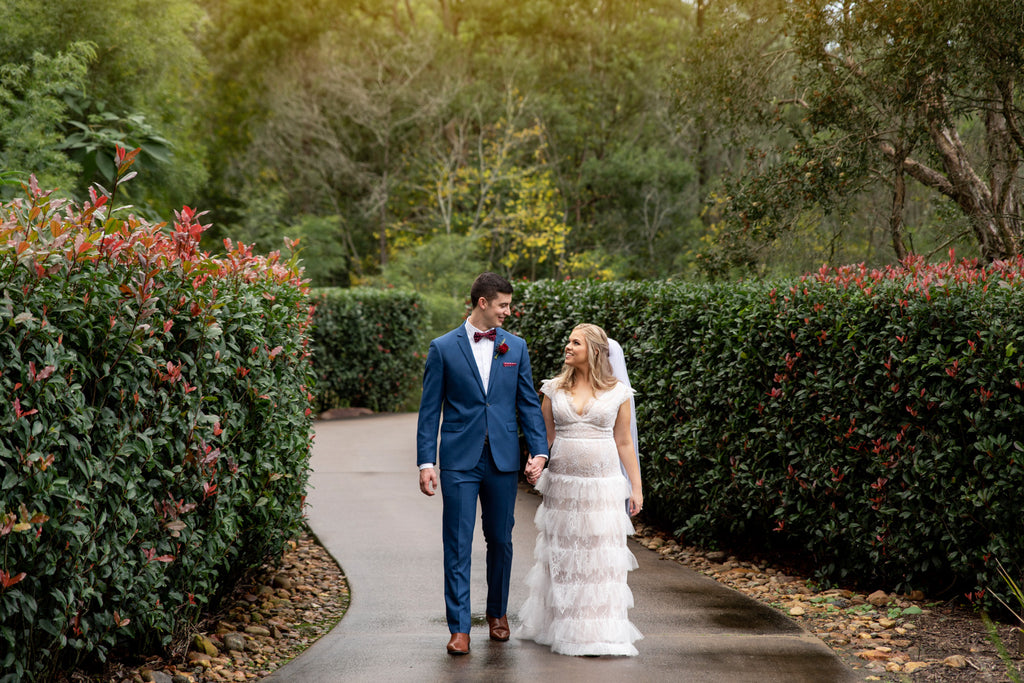DANIKA + LUCAS BROOKWATER COUNTRY CLUB WEDDING