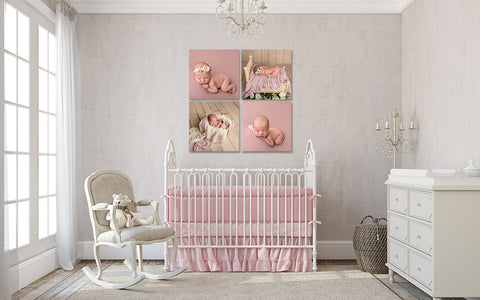Laara Dean Photography Nursery Newborn Baby