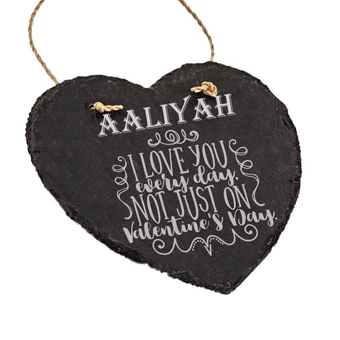 Aaliyah Personalised Gift Personalised with Any Name