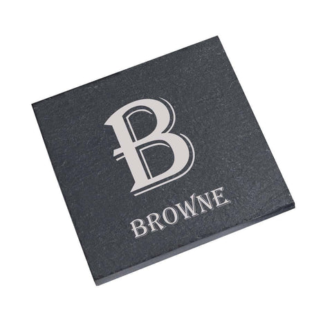 BROWNE Personalised Gift Personalised with Any Name