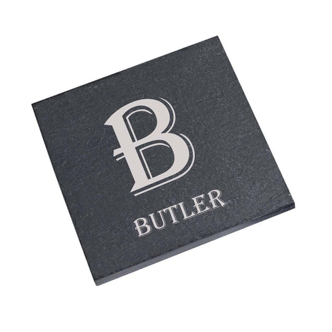 BUTLER Personalised Gift Personalised with Any Name