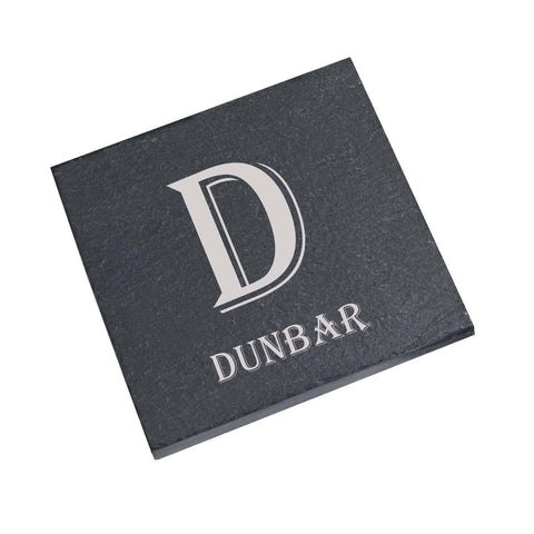 DUNBAR Personalised Gift Personalised with Any Name