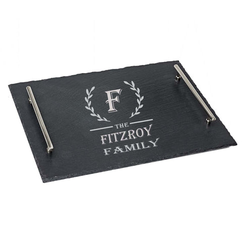 FITZROY Surname Gift Personalised with Any Name