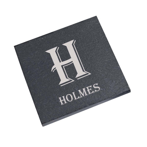 HOLMES Personalised Gift Personalised with Any Name