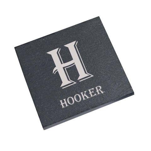 HOOKER Personalised Gift Personalised with Any Name