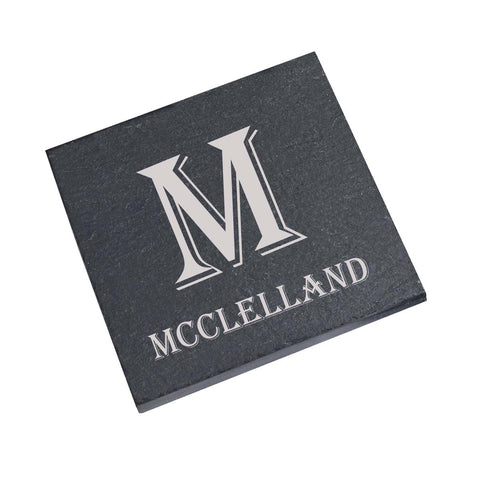 MCCLELLAND Personalised Gift Personalised with Any Name