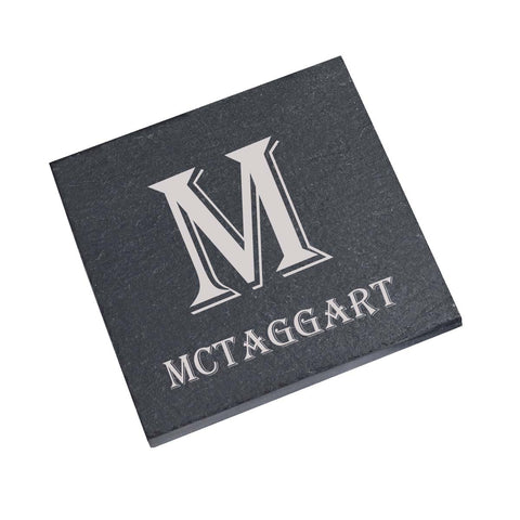 MCTAGGART Personalised Gift Personalised with Any Name