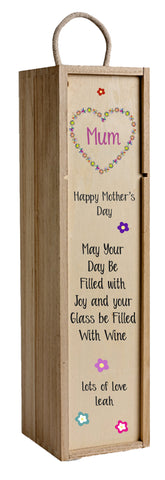 Mothers Day selection of Gifts Plaques Photo frame Wine Box Engraved slate Signs