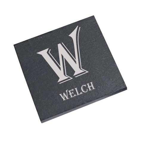 WELCH Personalised Gift Personalised with Any Name