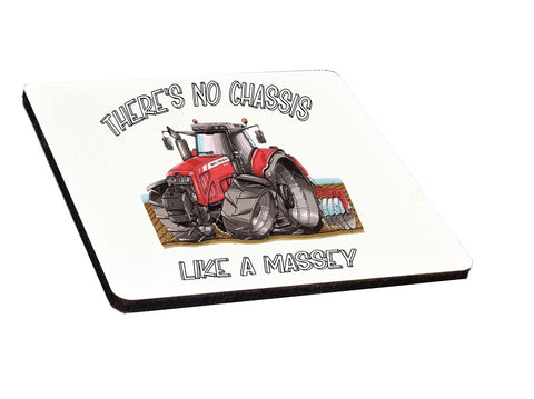 There's no Chassis like a Massey Koolart Massey Ferguson Tractor Coaster Farmer
