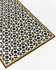 Dar Si Said Black Prayer Mat - Home Version
