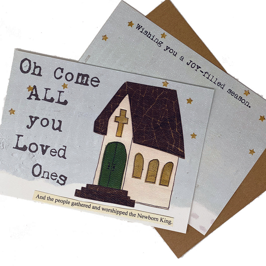 All Loved Ones Christmas 10-pack SET