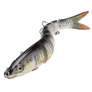 8 Segments Fishing Lures