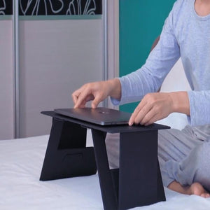 Laptop Stand, Adjustable Laptop Stand for Bed or Desk