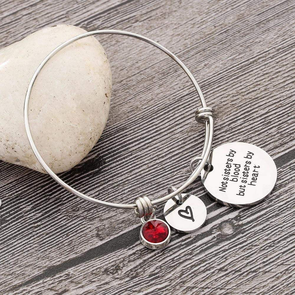 Best Friend Gift Charm Bracelet