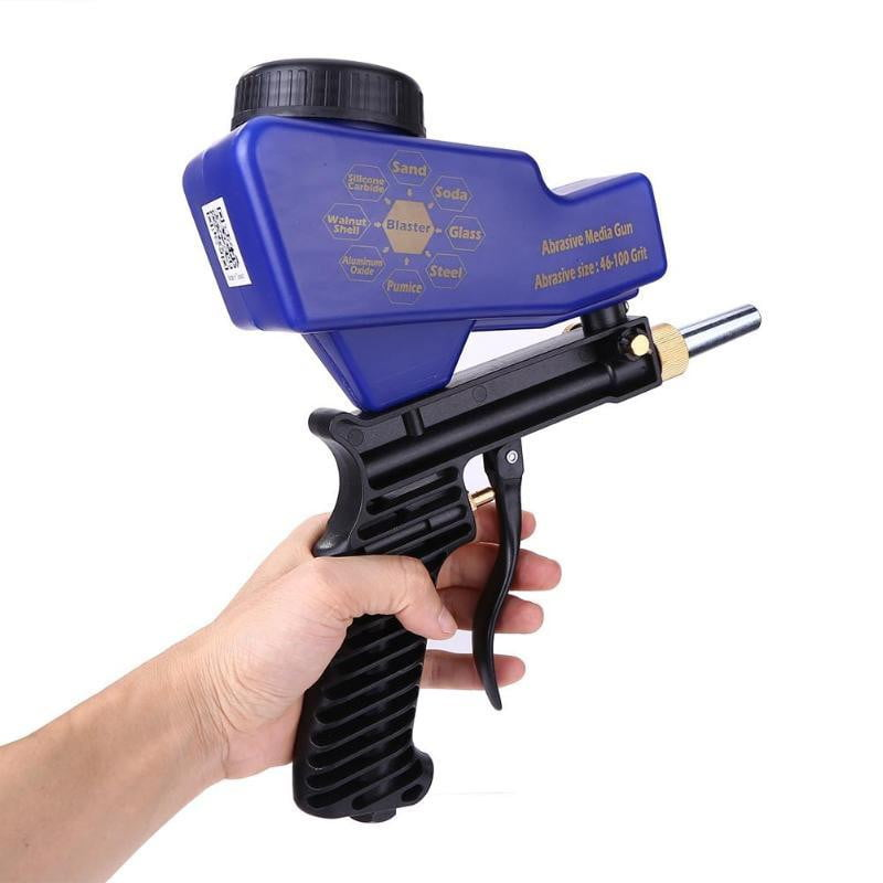 Portable Anti-Rust SandBlaster