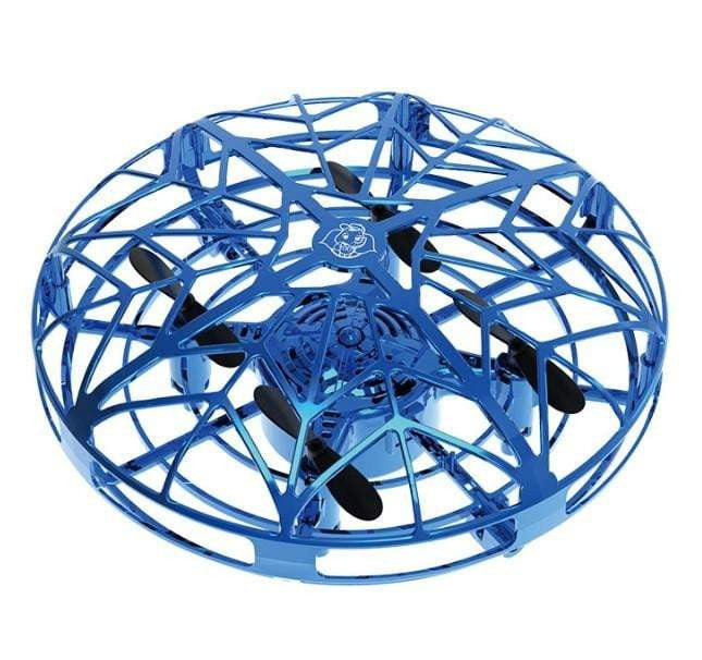 Anti-Collision Mini Levitation UFO Quad Drone