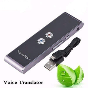 Smart Voice Translator Portable Real Time Travel Translator 43 languages