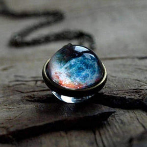 Universe Pendant Necklace Gift