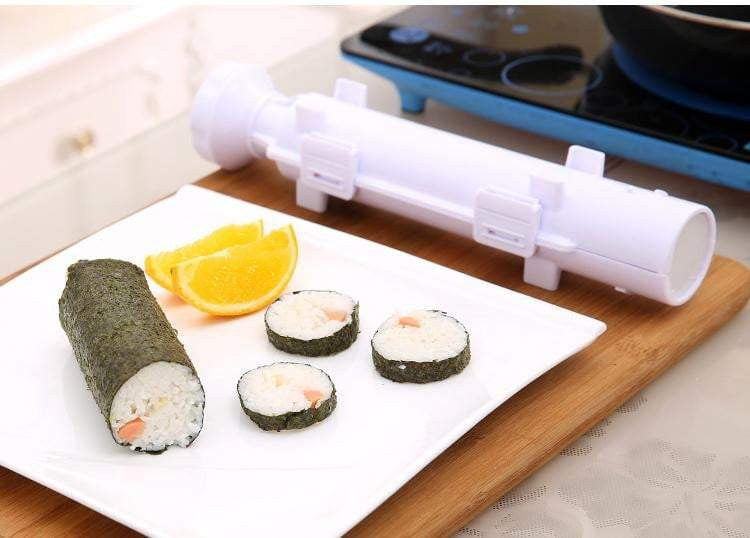 Sushi Bazooka Roll Mold Maker Kit