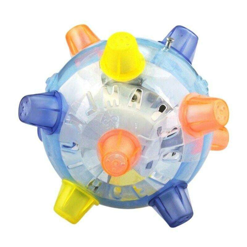 Pet Toy Jumping Activation Ball